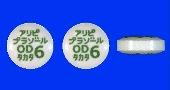 アリピプラゾールOD錠6mg「タカタ」