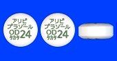 アリピプラゾールOD錠24mg「タカタ」