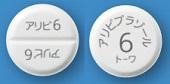 アリピプラゾール錠6mg「トーワ」