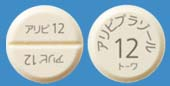 アリピプラゾール錠12mg「トーワ」