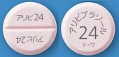 アリピプラゾール錠24mg「トーワ」