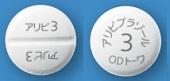 アリピプラゾールOD錠3mg「トーワ」