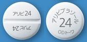 アリピプラゾールOD錠24mg「トーワ」