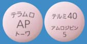 テラムロ配合錠AP「トーワ」