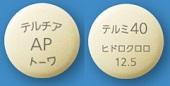 テルチア配合錠AP「トーワ」
