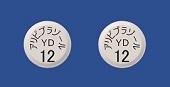 アリピプラゾール錠12mg「YD」