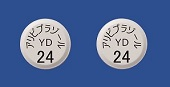 アリピプラゾール錠24mg「YD」