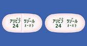 アリピプラゾール錠24mg「オーハラ」
