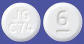 アリピプラゾール錠6mg「JG」