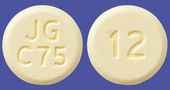 アリピプラゾール錠12mg「JG」