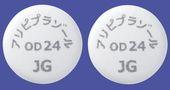 アリピプラゾールOD錠24mg「JG」