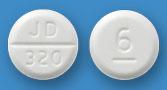 ベタヒスチンメシル酸塩錠6mg「JD」