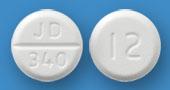 ベタヒスチンメシル酸塩錠12mg「JD」