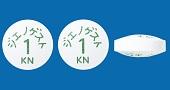 ジエノゲスト錠1mg「KN」
