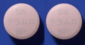 テラムロ配合錠BP「サワイ」