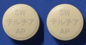 テルチア配合錠AP「サワイ」