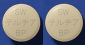 テルチア配合錠BP「サワイ」