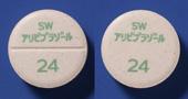 アリピプラゾール錠24mg「サワイ」