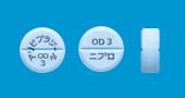 アリピプラゾールOD錠3mg「ニプロ」