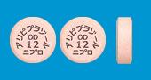 アリピプラゾールOD錠12mg「ニプロ」