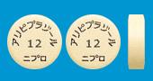 アリピプラゾール錠12mg「ニプロ」