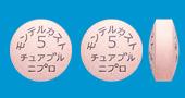 モンテルカストチュアブル錠5mg「ニプロ」