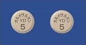 オルメサルタン錠5mg「YD」