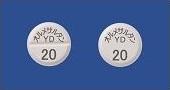 オルメサルタン錠20mg「YD」
