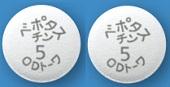 ベポタスチンベシル酸塩OD錠5mg「トーワ」