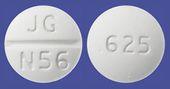 ビソプロロールフマル酸塩錠0.625mg「JG」