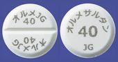 オルメサルタン錠40mg「JG」