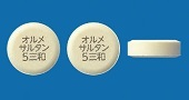 オルメサルタン錠5mg「三和」