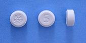 ドネペジル塩酸塩OD錠5mg「クニヒロ」