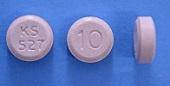 ドネペジル塩酸塩OD錠10mg「クニヒロ」