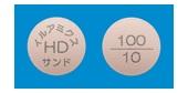 イルアミクス配合錠HD「サンド」