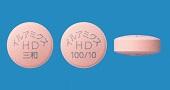 イルアミクス配合錠HD「三和」