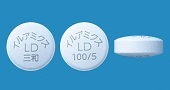 イルアミクス配合錠LD「三和」