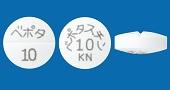 ベポタスチンベシル酸塩錠10mg「KN」