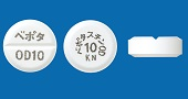 ベポタスチンベシル酸塩OD錠10mg「KN」